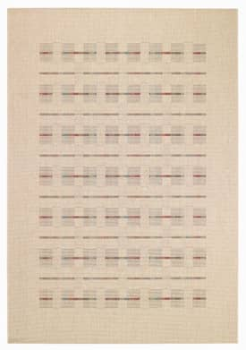 Capel Springs Outdoor Linear Rug