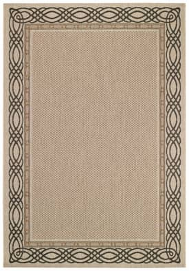 Capel Springs Outdoor Spiral Rug