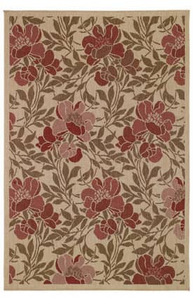 Capel Sterling Outdoor Flora Rug