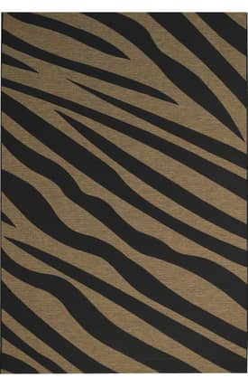 Capel Adventure Zebra Outdoor Rug