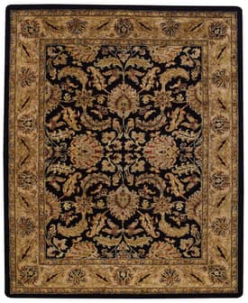 Capel Forest Park Floral Scroll Rug