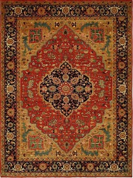 Harounian Rugs Antique Heriz 100A Rug