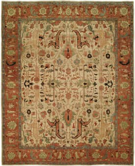 Harounian Rugs Antique Heriz 101 Rug