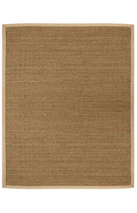 Anji Mountain Seagrass Saddleback Rug