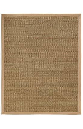 Anji Mountain Seagrass Sabertooth Rug