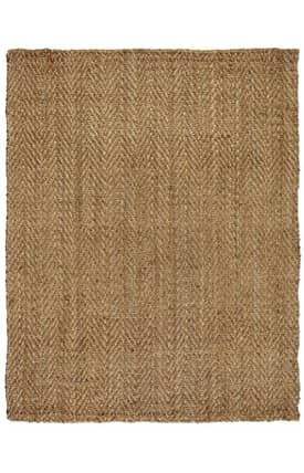 Anji Mountain Jute Mirage Rug