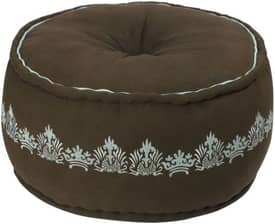 Surya Poufs Pouf Ottoman Furniture