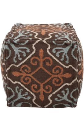 Surya Marrakesh Traditional Pouf Furniture