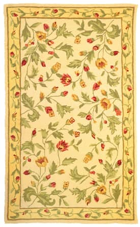 Homefires Rugs Homefires April Cornell Delicate Blossoms Rug
