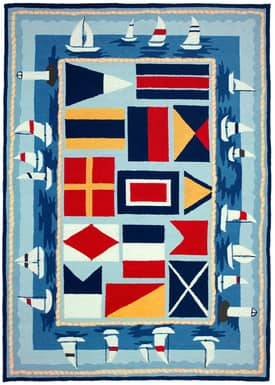 Homefires Rugs Homefires Cynthia Mac Collum Sailing The Lakes Rug
