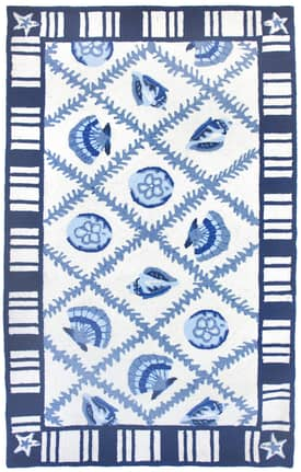 Homefires Rugs Homefires Studios Navy Blues Rug