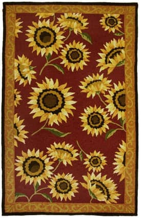 Homefires Rugs Homefires Living Provence Sunflowers Rug