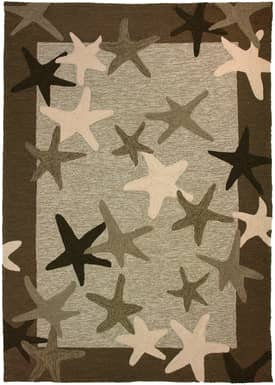 Homefires Rugs Homefires Studios Starfish Field Rug
