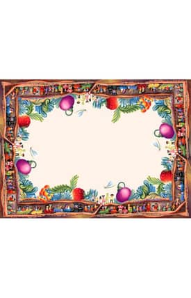 Istanbul New York City Collection Garden Dwellers 3 Rug