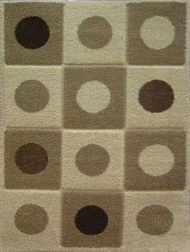 Istanbul Colorado Dots & Squares Rug