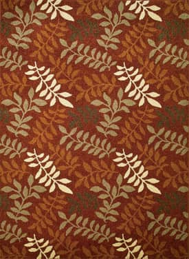 Istanbul Chester Leafs Rug