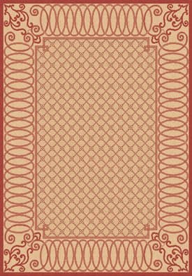 Dynamic Rugs Piazza Outdoor 2587 Rug