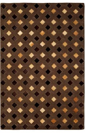 Dynamic Rugs Leatherwork 8102 Rug
