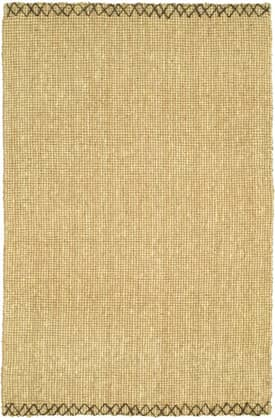 Classic Home Hand Stenciled Coir Outdoor 301 Rug