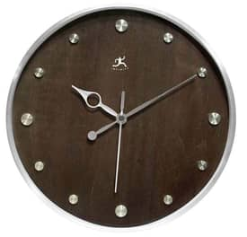 Infinity Instruments Contemporary The Copenhagen Wall Clock