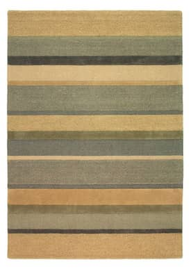 Rugs USA Serendipity Contemporary Handmade Wool Stripe Rug