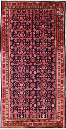 Rugs USA Overdyed Molala Rug