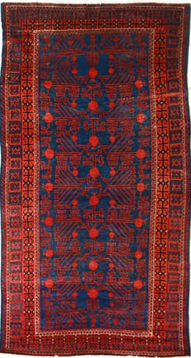 Rugs USA Overdyed Haida Rug