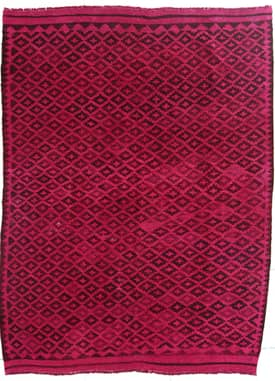 Rugs USA Overdyed Galila Flatwoven Rug