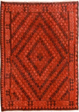 Rugs USA Overdyed Shada Flatwoven Rug