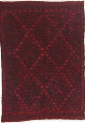 Rugs USA Overdyed Annam Flatwoven Rug
