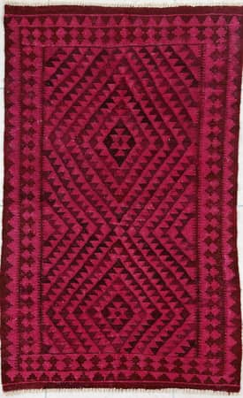 Rugs USA Overdyed Fairuza Flatwoven Rug
