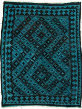 Rugs USA Overdyed Farida Flatwoven Rug