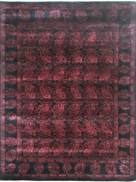 Rugs USA Overdyed Paisleys Rug