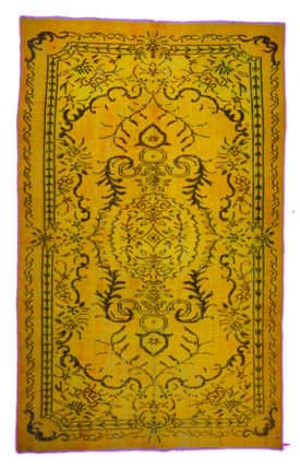 Rugs USA Overdye Medallion Rug