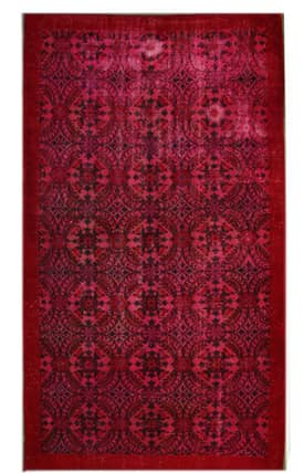 Rugs USA Overdye Circulous Wool Knotted Rug