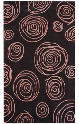 Rugs USA Serendipity Contemporary Handmade Swirls Rug