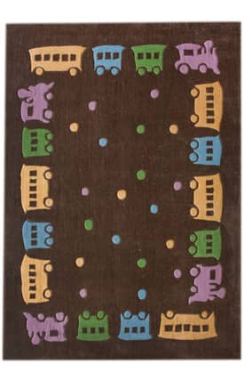 Rugs USA Keno Train Rug
