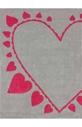 Rugs USA Keno Hearts Rug