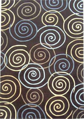Rugs USA Keno Circles Rug