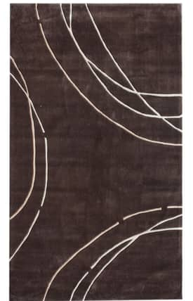 Rugs USA Serendipity Contemporary Handmade Curves Rug