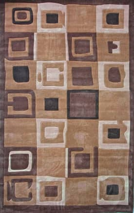 Rugs USA Serendipity Contemporary Handmade Blocks Rug
