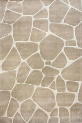 Rugs USA Keno Contemporary Handmade Stepping Stones Rug