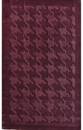 Rugs USA None Houndstooth Texture Rug