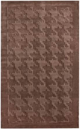 Rugs USA Spectrum Houndstooth Texture Rug