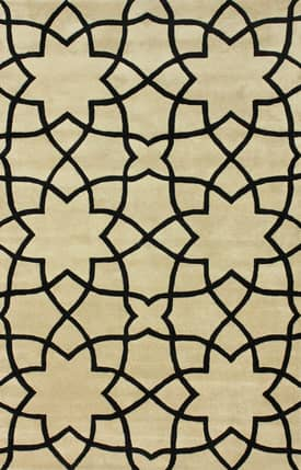 Rugs USA Spectrum Moroccan Star Trellis GD38 Rug