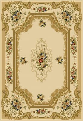 Rugs USA Serendipity Traditional Center Medallion Rug