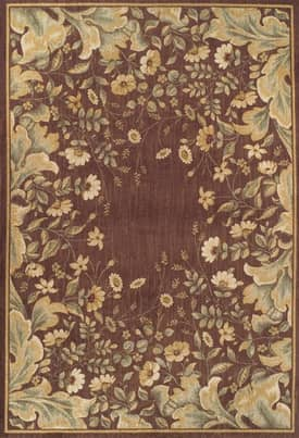Rugs USA Serendipity Country & Floral Flower Garden Rug