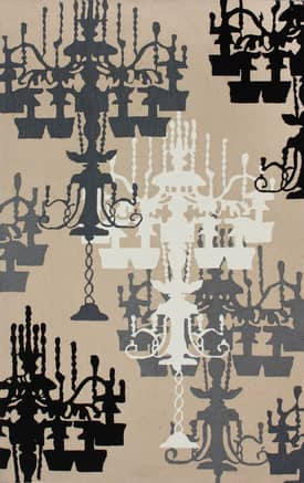 Rugs USA Radiante Chandelier Rug