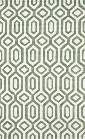Rugs USA Radiante Xue Trellis Cotton Rug