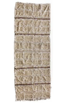 Rugs USA Moroccan Metro Wool Hand Knotted Shawl Rug